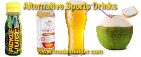 Alternative Sports Drinks